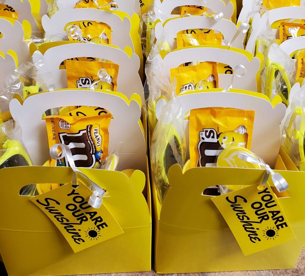 Sunshine boxes