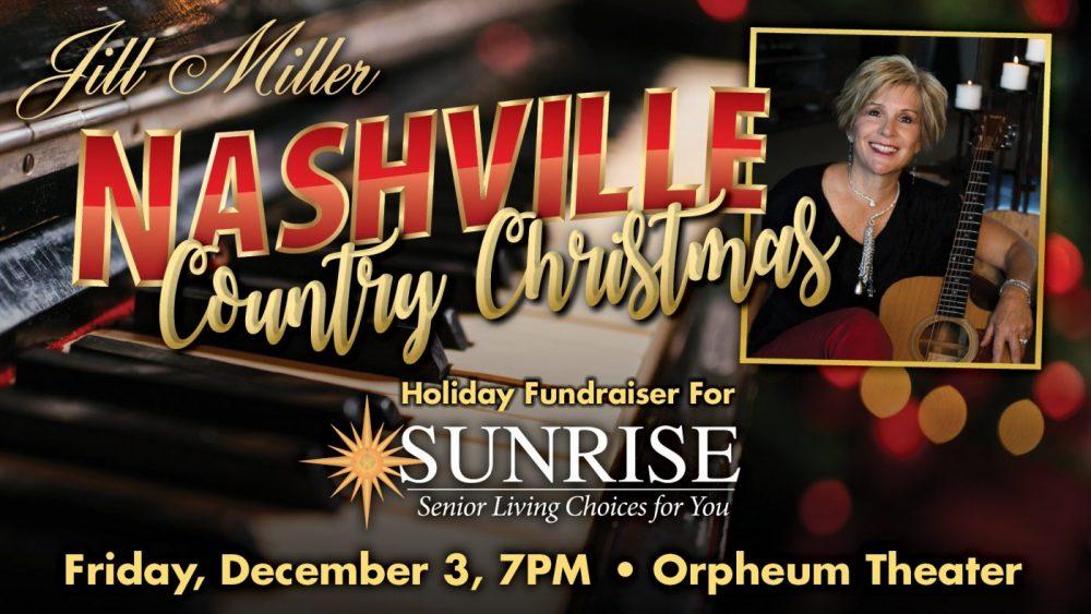 Jill Miller Nashville Country Christmas: A Benefit for Sunrise Retirement Community